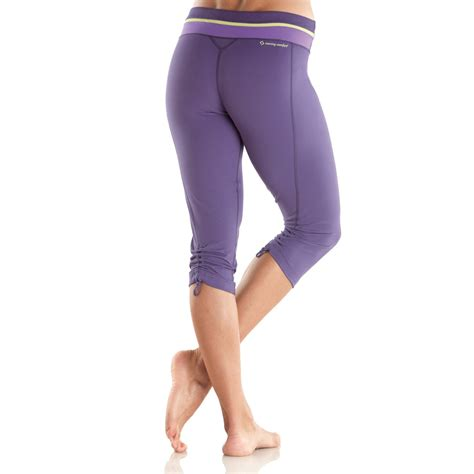 moving comfort moving comfort flow capris for women 5676m save 79