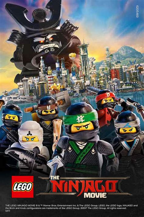 ninjago film the lego ninjago movie nothing new but looks pretty