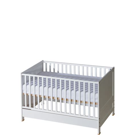 Bassinet Converts To Crib Crib Convert To Classic Bed For Toddler Removable Rods White Buy On My Tiny Wheels