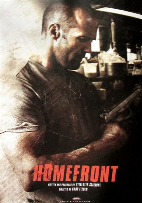 jason statham new film 2014 homefront teaser trailer