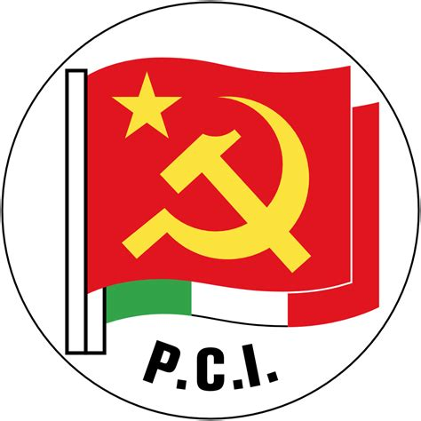 file logo italian communist party png wikimedia commons