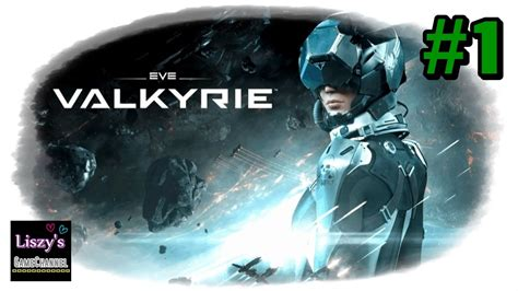 Ps4 Vr Valkyrie 1 valkyrie vr ps4 german let s play 1 weltraum