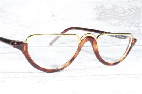 vintage reading glasses by gianfranco ferr 232 gff 11 n