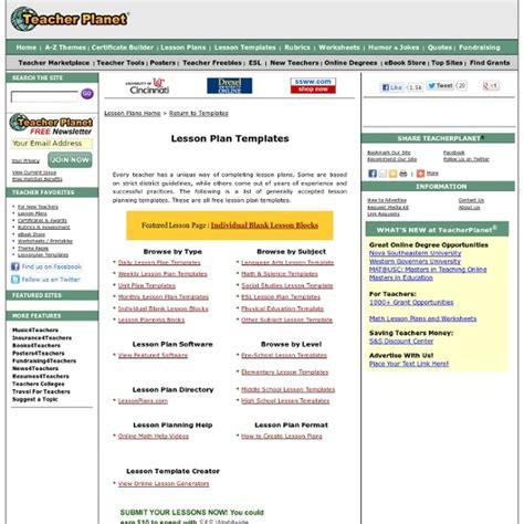 lesson plans for teachers lessonplans4teachers lesson plans 4 teachers lesson plan templates pearltrees