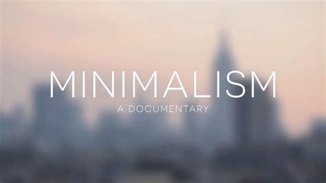 Or Documentary Minimalism A Documentary Teaser Trailer