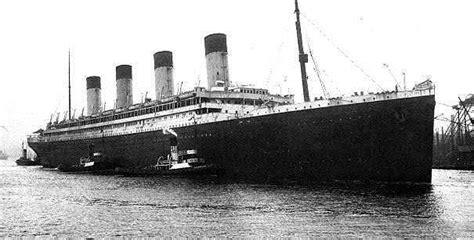 titanic boat switch l olympic et le britannic