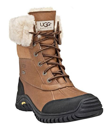 cold weather boots for ugg 174 adirondack ii cold weather duck boots dillards