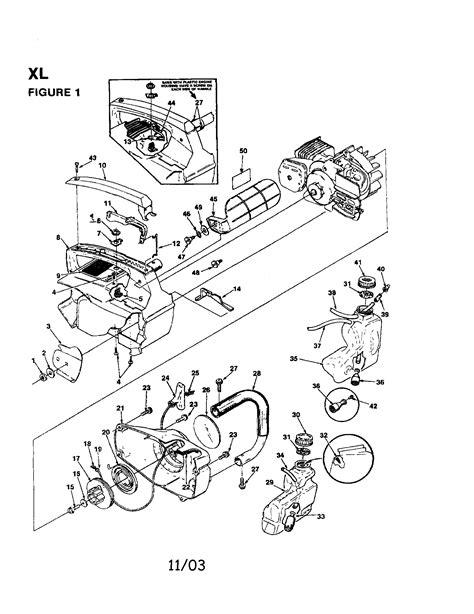 homelite xl parts diagram pin homelite chainsaw parts diagram on