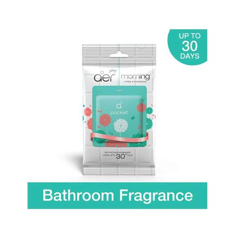 Bathroom Fragrance godrej aer pocket bathroom fragrance 10 gm 1 unit