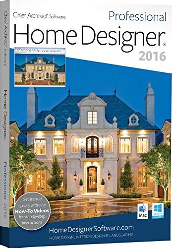 chief architect home design 2016 chief architect home designer pro 2016 cadinfo net