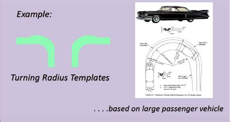 Design Vehicles And Turning Path Template Guide design vehicles and turning path template guide images