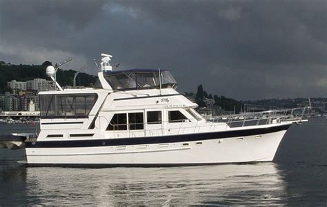 used boat thrusters for sale 1986 hershine jefferson 46 sundeck thrusters power new and