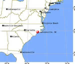jacksonville carolina nc profile population