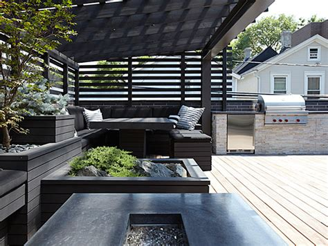 Contemporary Patio Design Chicago Modern House Design Amazing Rooftop Patio