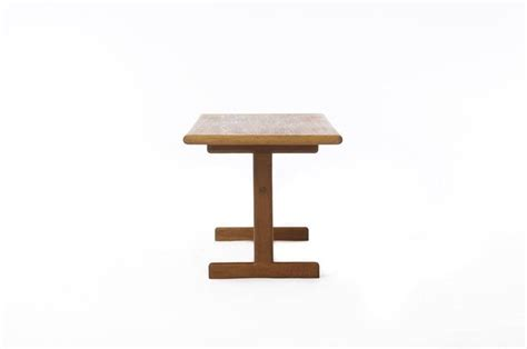 Modern Coffee Tables For Sale Vintage Modern Coffee Table In White Oak For Sale At 1stdibs