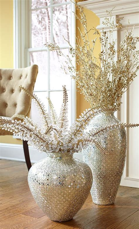 Decorate Vases by Best 20 Floor Vases Ideas On Decorating Vases
