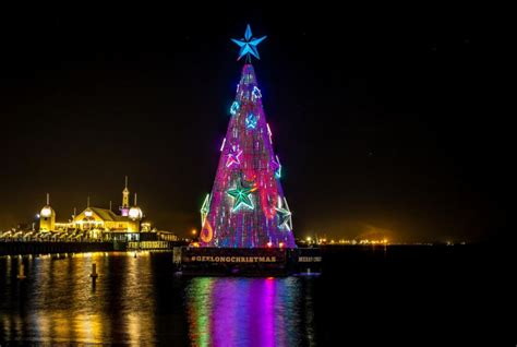 check out these dazzling christmas lights from around the