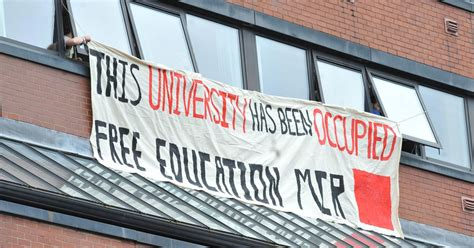 Mba Manchester Basketball by Students Occupy Of Manchester Government