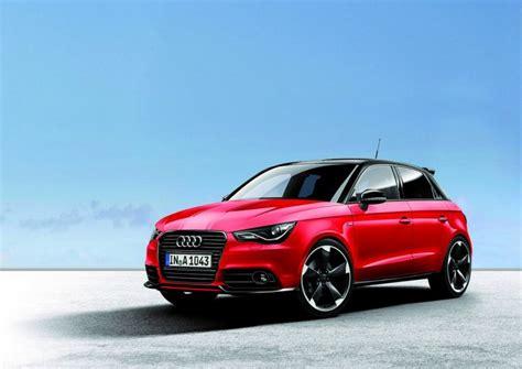 Audi A1 Sportback Misano Red by Audi A1 Lified Due Nuove Edizioni Esclusive Cavalli