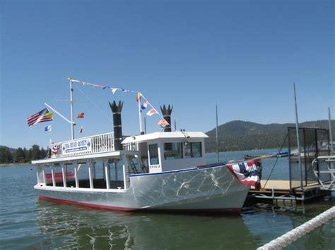 big bear queen boat tour de 10 b 228 sta sev 228 rdheterna i n 228 rheten av big bear lake