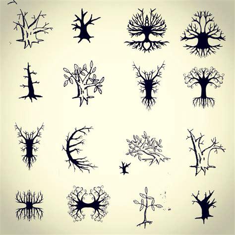 simple tree tattoo designs small tree tattoo tattoo pinterest