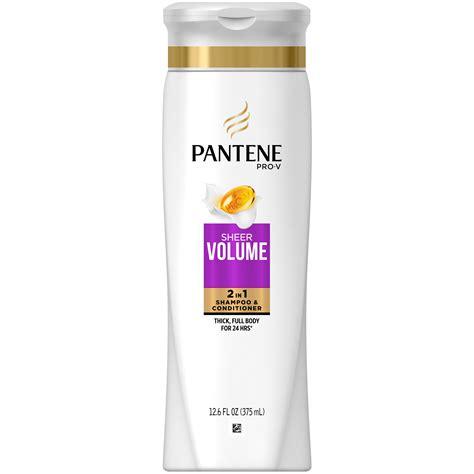other volumizing shoos for colour teated hair pantene flat to volume pantene pro v sheer volume 2in1