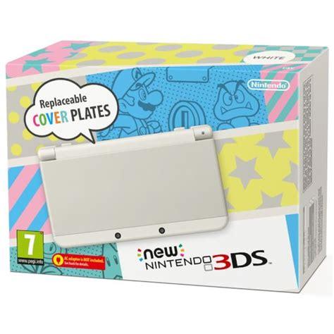 Kaset Nintendo 3ds White new nintendo 3ds white nintendo official uk store