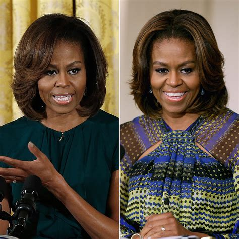 does obama wear hair pieces does michelle obama have a hair weave hot hair moms with