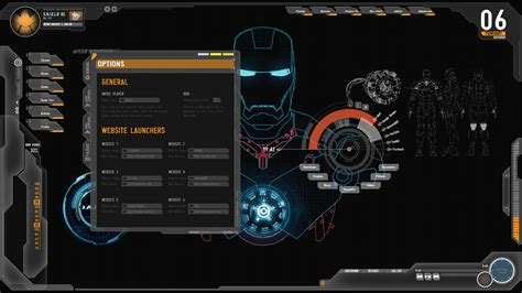 firefox iron man themes shield iron man theme for windows 10 8 7