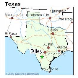 where is dilley on the map best places to live in dilley