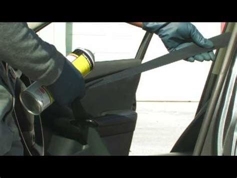cleaning seat belts car cleaning tips how to clean car seat belts