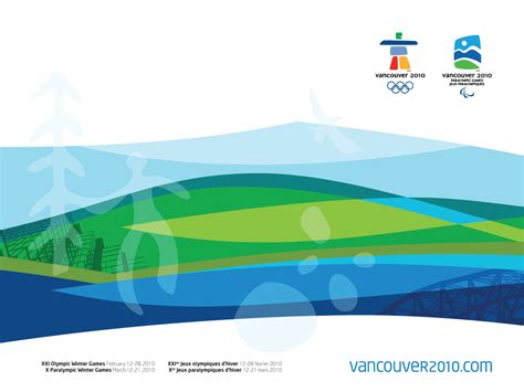 graphics design vancouver vancouver 2010 winter olympics vanoc covan graphic