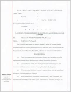 sample plaintiff s request for production of documents