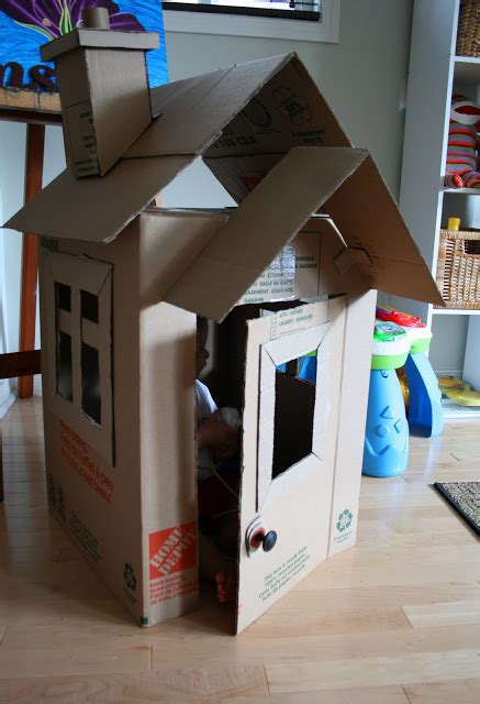 cardboard house 16 diy cardboard playhouses guide patterns