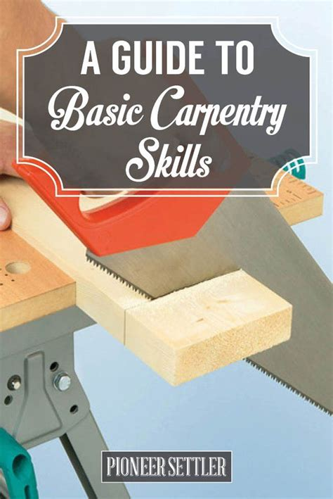 how to become a professional woodworker best 25 carpentry basics ideas on basic