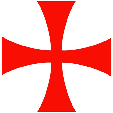 templar cross tattoo cliparts co