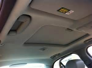 headliner sagging houston auto headliner sagging repair