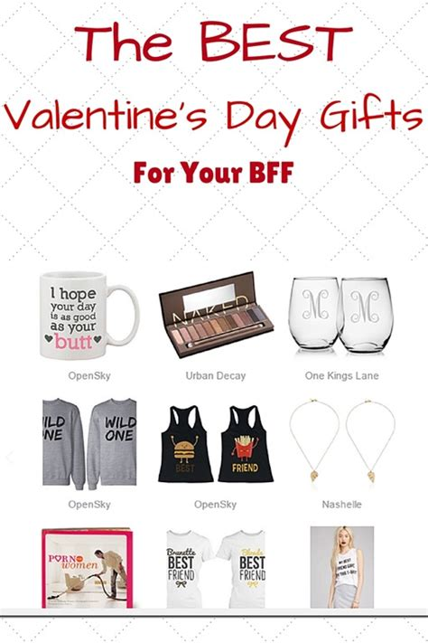 what is a valentines day gift for my best s day gifts for your best friend run eat