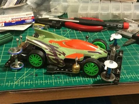 layout track tamiya mini 4wd tamiya mini 4wd tutorial ma chassis basic technical set