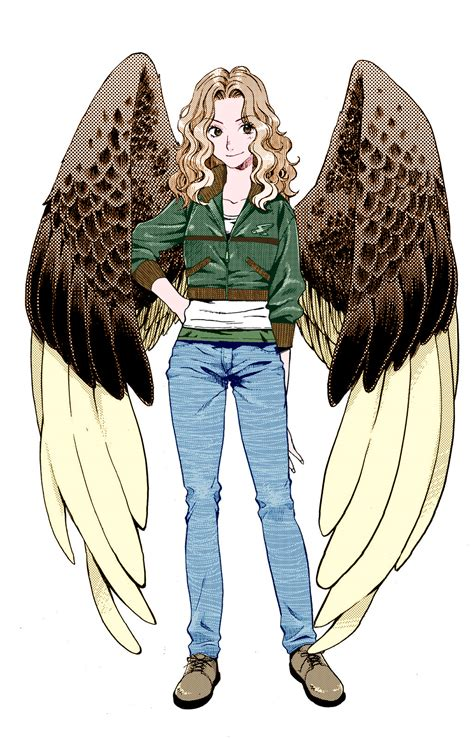 maxium ride the gallery for gt maximum ride characters in color
