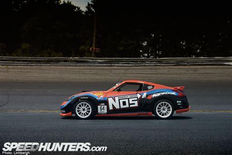 nissan 370z drift speedhunters features seibon driver chris forsberg s