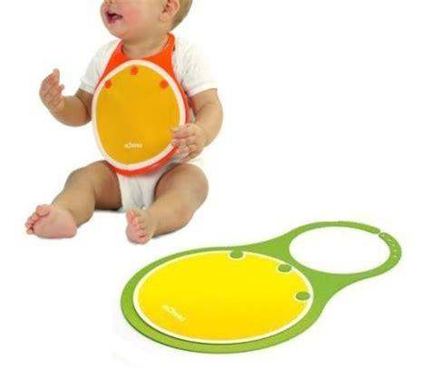 Silicone Baby Bib Green Slaber Celemek Makan Anak momma bib celemek makan asibayi
