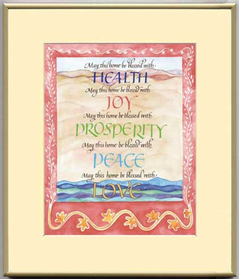 house blessing gifts of meaning by peggy h davis