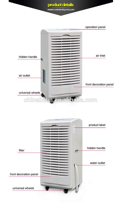 Bathroom Dehumidifier Australia 90l Day Belin Large Dehumidification Dehumidifier Bathroom