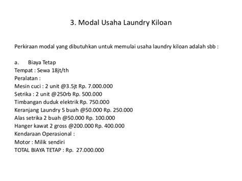 membuat proposal usaha laundry contoh business plan laundry kiloan mika put