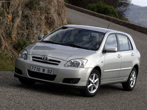 Toyota Corolla 3 Door Hatchback Toyota Corolla Cars Specifications Technical Data