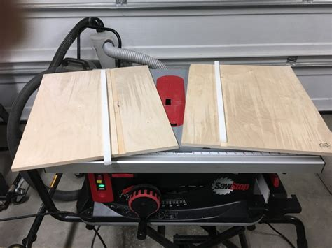 First Dado Table Saw Miter Sled Router Forums