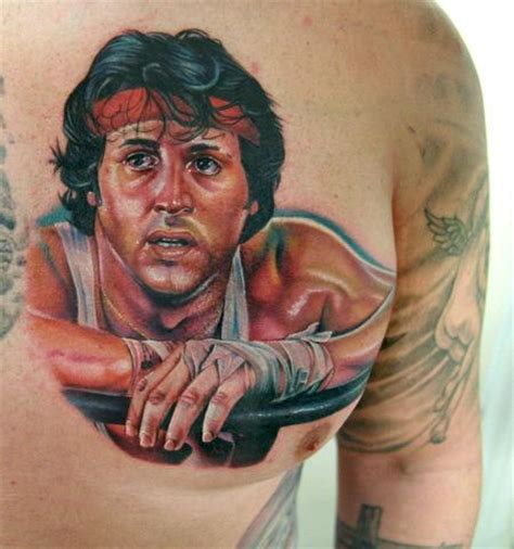 rocky tattoo rocky by cecil porter tattoos