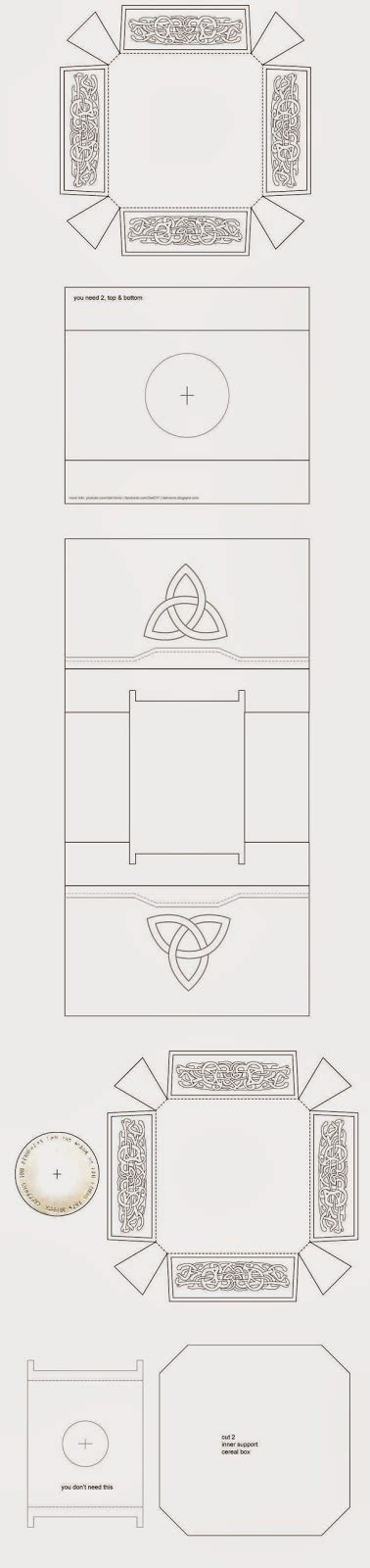 Dali Lomo Thor Hammer Mj 246 Lnir Cardboard Diy Free Template Thor Hammer Printable Template