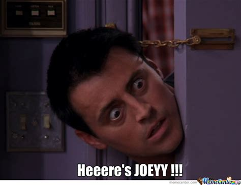 Joey Meme - no food and no beer makes joey a dull boy by recyclebin meme center